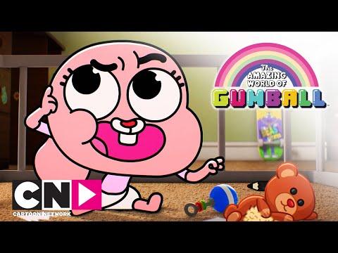 Niesamowity świat Gumballa   Słodka zła siostra   Cartoon Network
