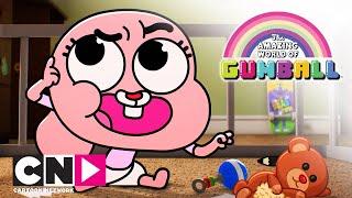 Niesamowity świat Gumballa | Słodka zła siostra | Cartoon Network