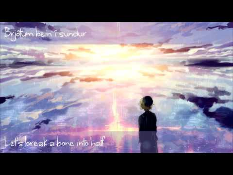 Nightcore - Sticks and Stones - Lyrics