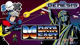 Baixar Data East on the Sega Genesis