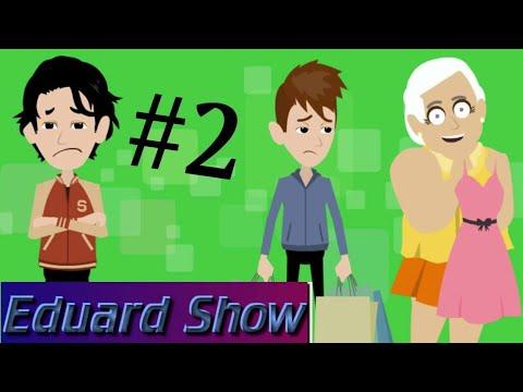 Eduard Show - O zi proastă (Episodul 2) [Guest : Antonio Pican, Geofin, Granny]