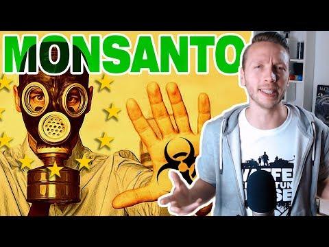 Geheime Monsanto Akten ☠️ Gift in Essen & Politik