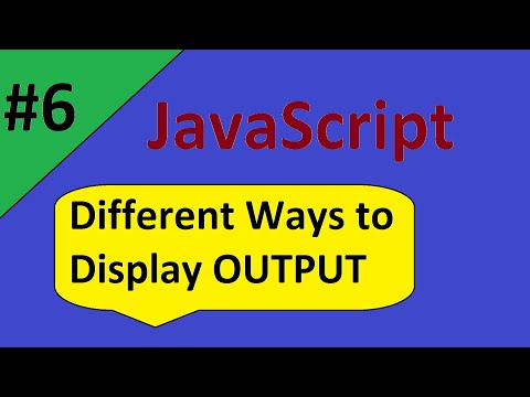 JavaScript Tutorials Playlist by Saif Alam Khan With Non Stop Learning thumbnail