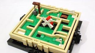 LEGO Motorized Mini Golf Maze