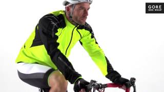 PHANTOM 2.0 WINDSTOPPER® Soft Shell Jacket by GORE BIKE WEAR®