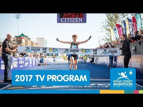 2017 Gold Coast Airport Marathon TV Program