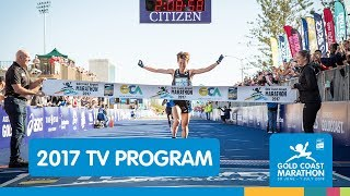 2017 Gold Coast Airport Marathon TV Program