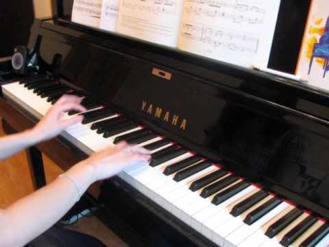 ABRSM Piano 2013 2014 Grade 4 C1  Ne tirez pas sur le pianiste!
