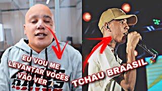 O GRANDE retorno do MC PIKACHU, MC DON JUAN faz show FORA DO BRASIL 😱