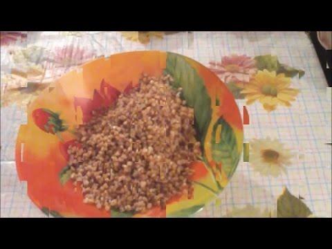 Гречневая диета - «Разгрузочный день на гречке - у меня -2
