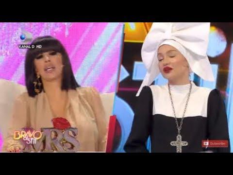 "Bravo, ai stil!(22.05)-Bianca vs juratii, conflict major! ""Nu te mai da intelectuala cand nu esti"""