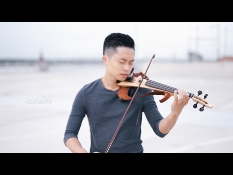 Cold Water - Major Lazer - Violin cover by Daniel Jang