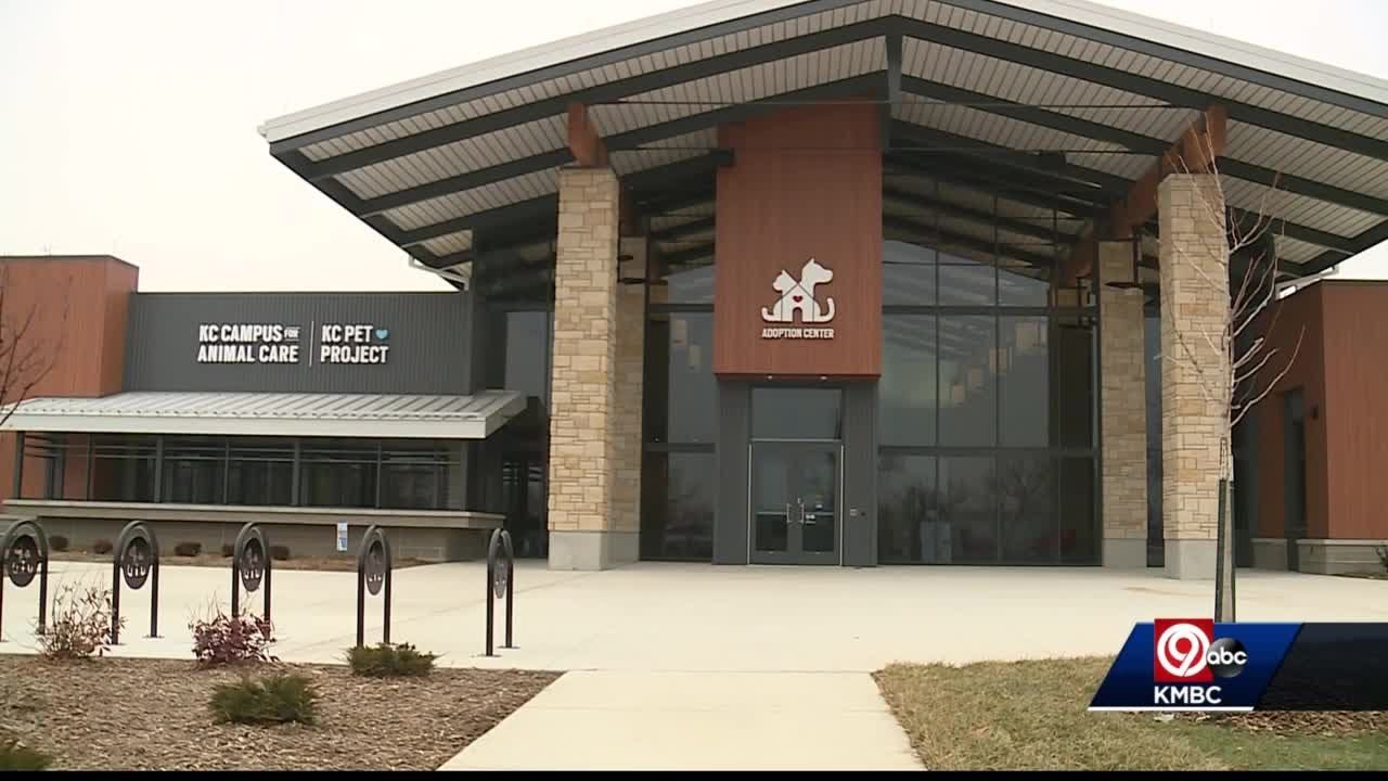 Animals to move into KC Pet Project's new facility Friday