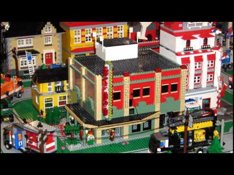 Maritime Museum of the Atlantic Virtual Tour Part Two - LEGOS City by the Sea 3D slideshow