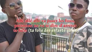 Team Black - Comme tu veux - paroles officielles (La Rime 237)
