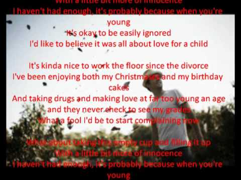 Jason Mraz - Love For A Child (with Lyrics)