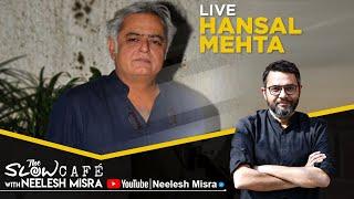 Slow Cafe with Neelesh Misra | Hansal Mehta
