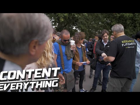 Research Flat Earth | Speakers' Corner thumbnail