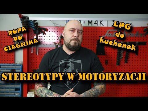 10 stereotypów w Polskiej motoryzacji. LPG do kuchenek , Diesel do ciągnika.