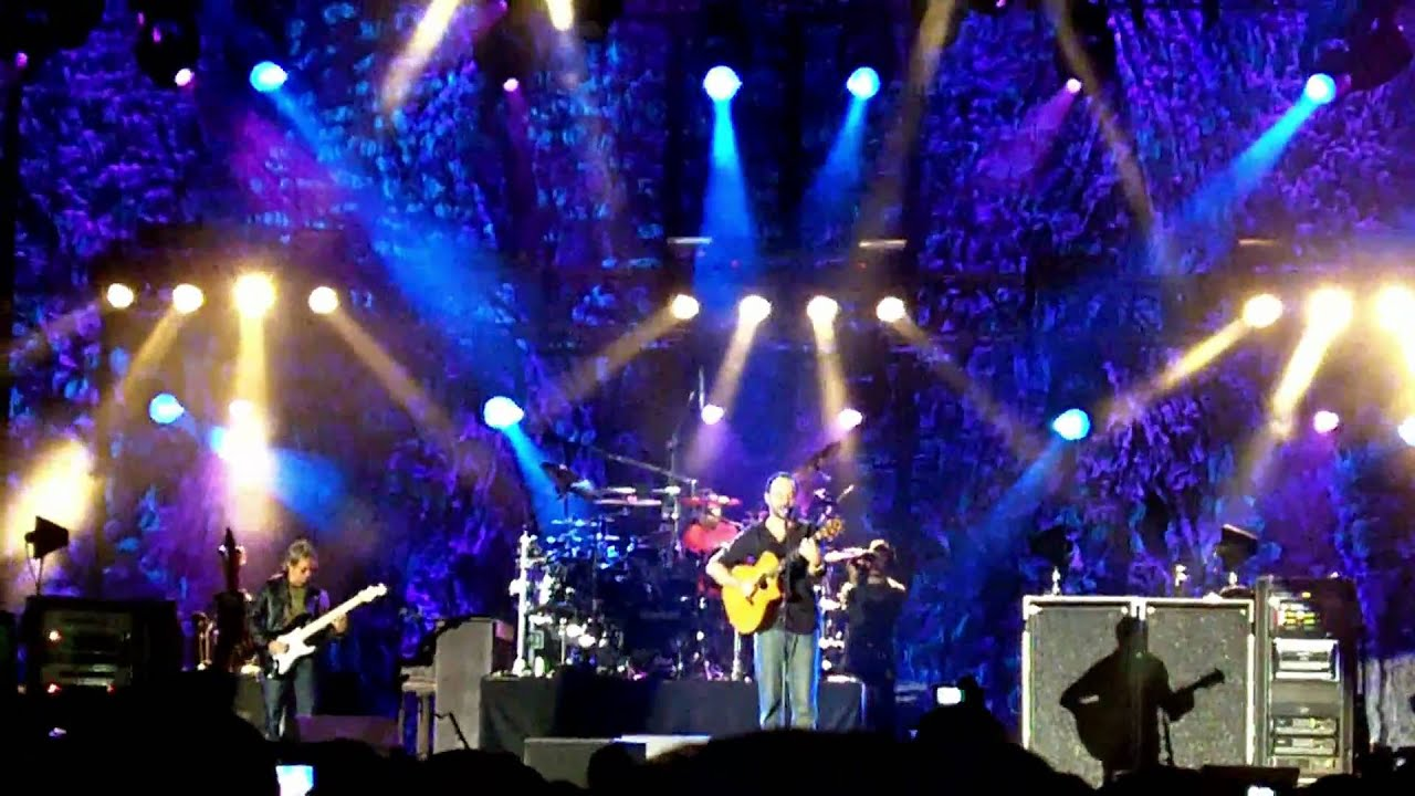 "Dave Matthews Band ""Christmas Song"" 09-18-10 Wrigley Field 1080P-HD - YouTube"
