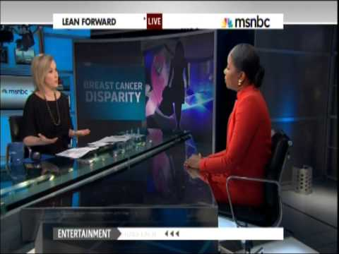 Dr. Dara Richardson-Heron, MD, CEO of the YWCA USA on MSNBC ...