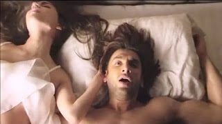 Hot Sunny Leone and Ranveer Singh Bed Scene