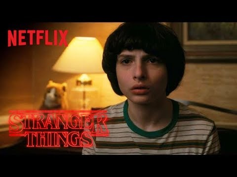 Stranger Things Season 2 Clip: 'Don't Know'   Netflix