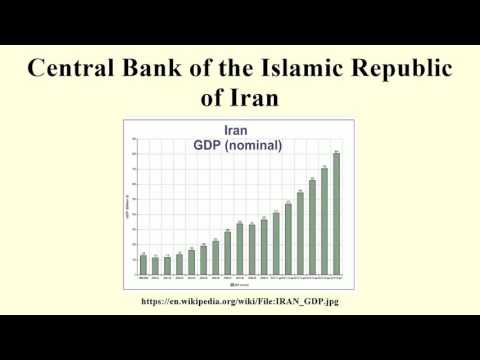 Central Bank of the Islamic Republic of Iran