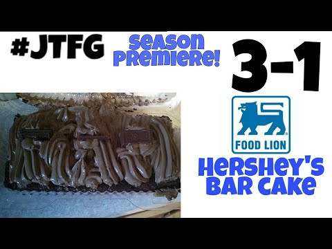 JFR Season 3 Episode 1 (Season Premiere!) Hershey's bar Cake