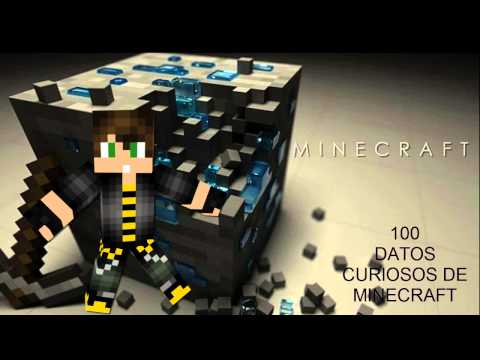 100 Datos Curiosos De Minecraft