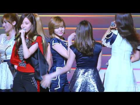 120901 Look concert MR.TAXI SNSD Sunny