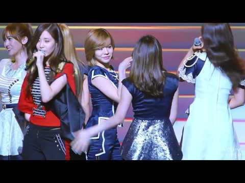120901 Look concert MR.TAXI SNSD Sunny