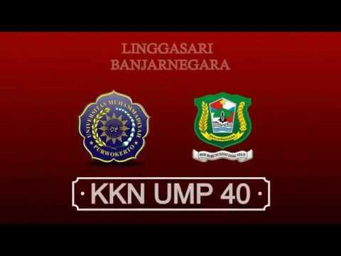 KKN 40 Universitas Muhammadiyah Purwokerto 2018, Desa Linggasari Banjarnegara #Gilar-Gilar