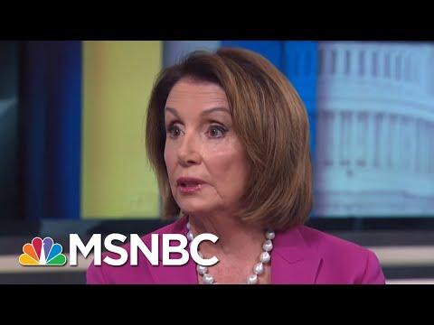 One-On-One With House Leader Nancy Pelosi | AM Joy | MSNBC