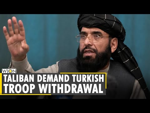 Turkey's troops should leave Afghanistan under 2020 deal: Taliban   NATO   Latest World English News