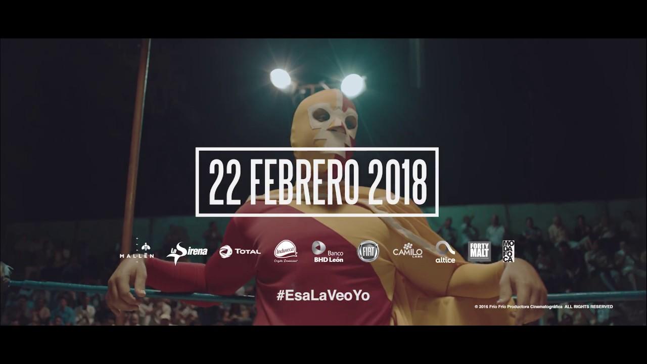 VENENO. Primera Caída: El Relámpago de Jack -Trailer Oficial- 2018