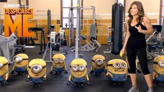 "Despicable Me - Minions on ""The Biggest Loser"": Bananas - Illumination"