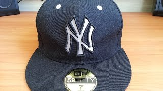 Обзор бейсболки New Era 5fifty New York Yankees Fullcap