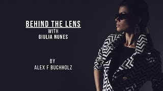 Editorial Photoshoot   Behind the Scenes with Giulia Nunes