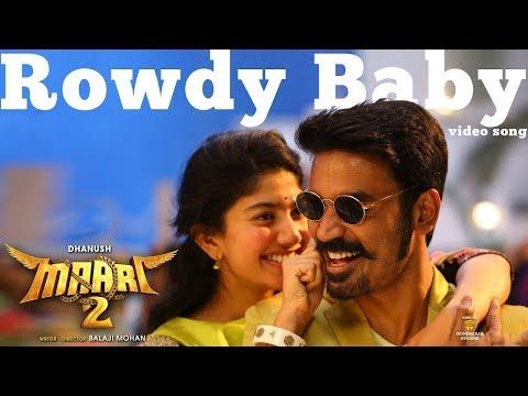 Rowdy Baby Debuts In Billboard YouTube Chart | Maari | Dhanush