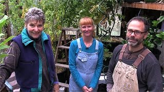 Grow Your Food in a Nook and Cranny Garden, part 2