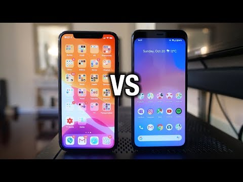 iPhone 11 Pro vs Pixel 4 - Google didn't see THIS coming?!
