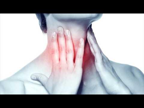 Болит где трахея