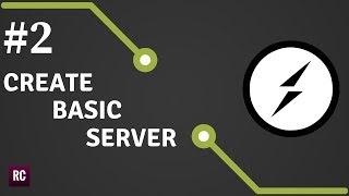 Socket.io & Websockets #2 - Create Basic Socket.io Server