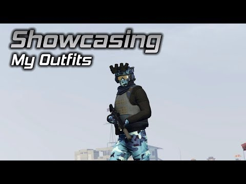 GTA Online: Showcasing My Outfits