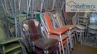 Склад столов, стульев, табуретов mebelfree(Интернет магазин обеденных столов, стульев, табуретов. Обеденные столы из камня, пластика, МДФ. Стулья Венс..., 2014-07-22T18:53:29.000Z)