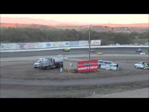 Santa Maria Speedway 7-9-16 CDCRA Dwarf Main Event