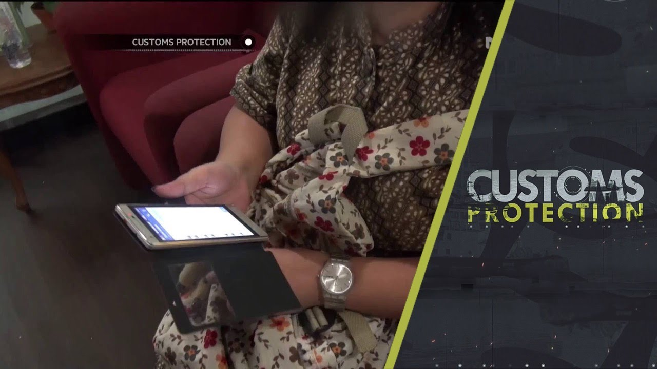 Modus Penipuaan Atas Nama Bea Cukai Customs Protection Youtube