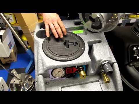 Carpet Cleaning Equipment: Universal Vacuum Booster