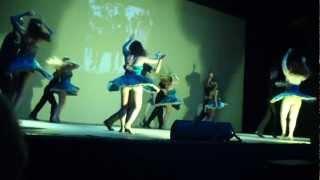 """03 - Espetáculo Luz, Dança, Ação! - Zouk - """"Careless Whisper (Remix)"""""""